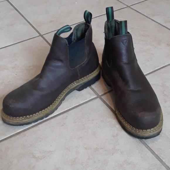 29076faa3a6b Georgia Boot Shoes | Georgia Giant Romeo Steel Toe Boot 10w | Poshmark